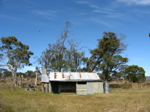 Waterhole Hut